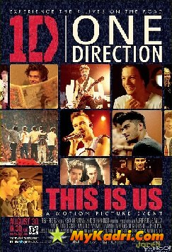 ONE DIRECTION: THIS IS US / ONE DIRECTION: ეს ჩვენ ვართ